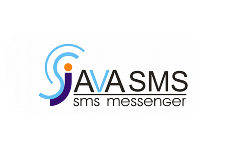 Creation of a logo for SMS messenger