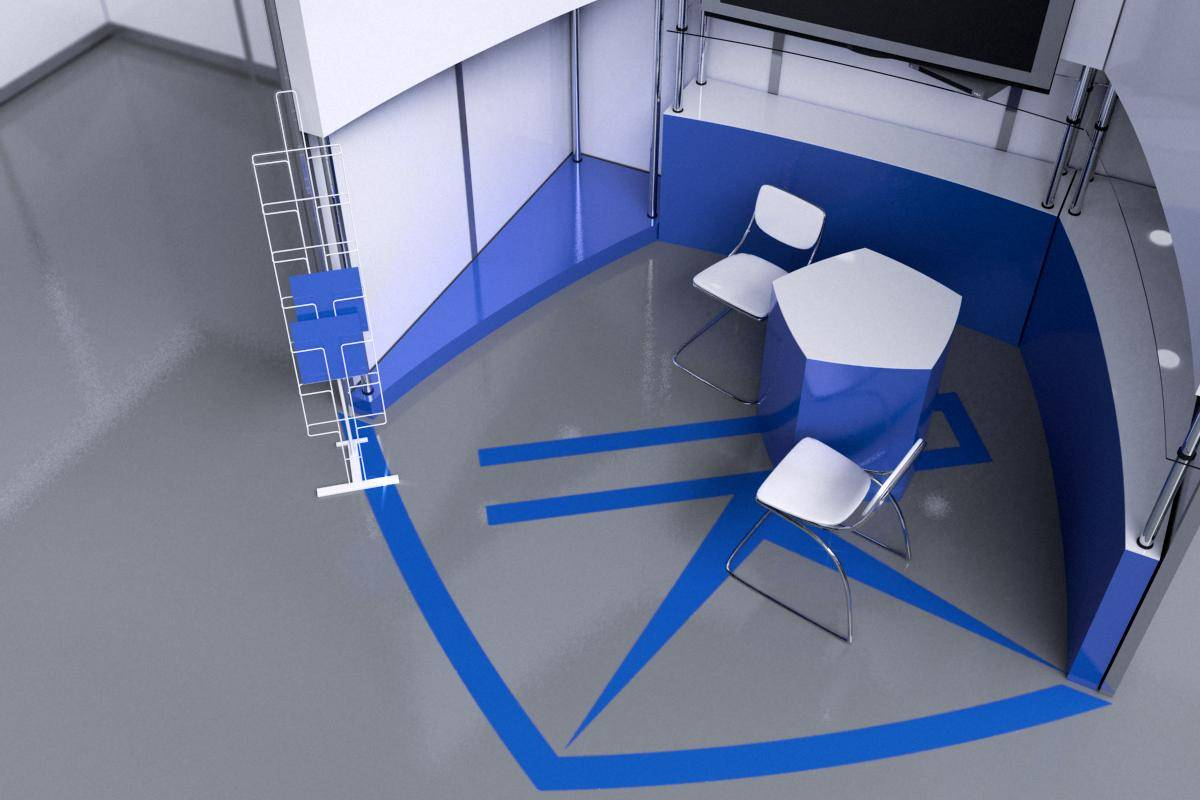 The stand design